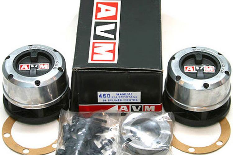 хабы manual AVM-462 Toyota Land Cruiser FZJ/HZJ 100 белгород огрыз ижевск казань