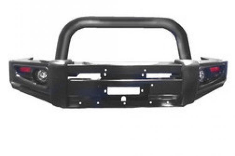силовой бампер под лебедку на пикап Mitsubishi L200 New белгород казань уфа омск