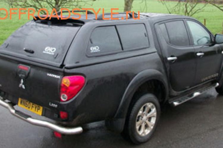 Кунг для пикапа Mitsubishi L200 new EKO TOPS под покраску белгород новгород тула