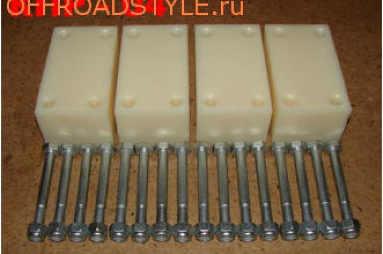 Лифт-комплект подвески УАЗ Лифт - 30 мм белгород карелия калмыкмя алтай бурятия