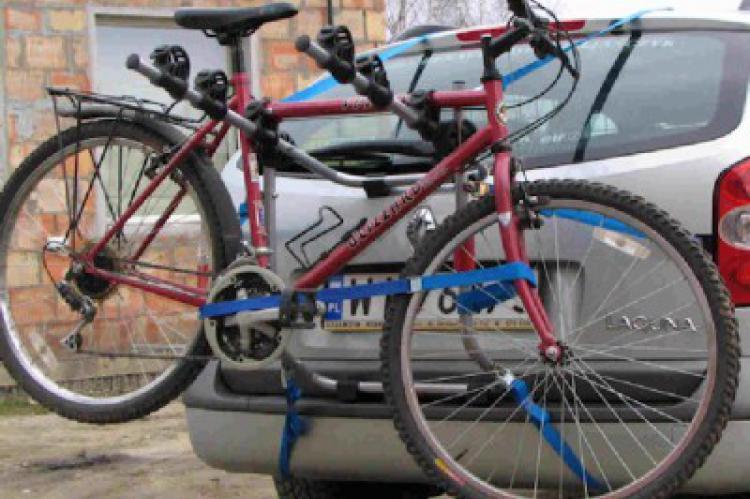 Крепление для перевозки 3-х велосипедов с опорой на бампер белгород киев курск