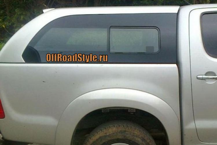 Кунг Nissan Navara с открывающимися окнами белгород москва казань кемерово пикап