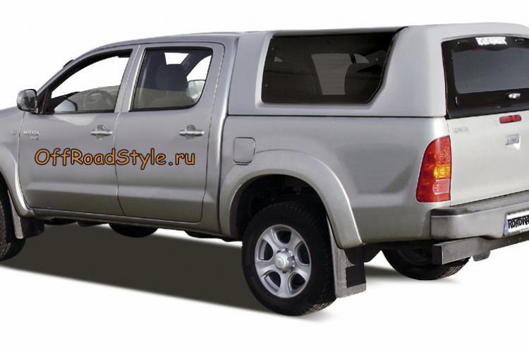 Кунг Toyota Hilux RoadRanger RH2 Special доставка по россии белгород курск орел