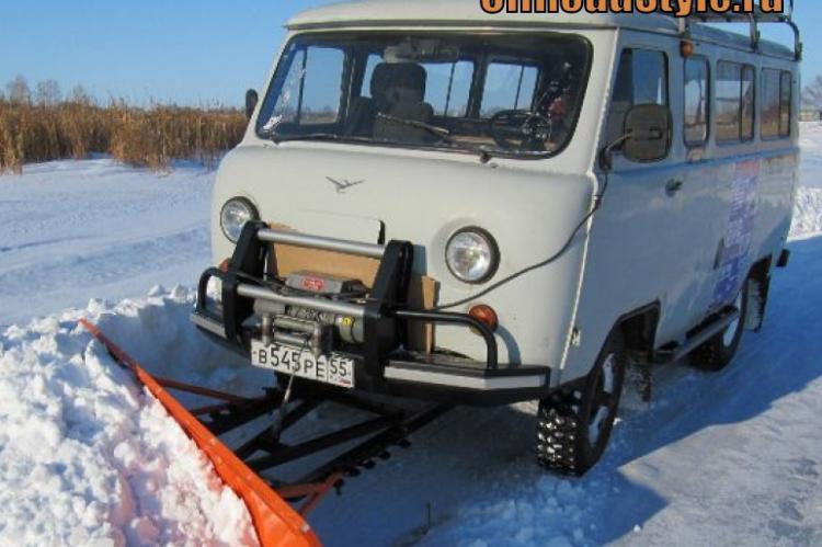 Снегоуборочный отвал УАЗ белгород курск орел липецк мценск брянск тамбов питер