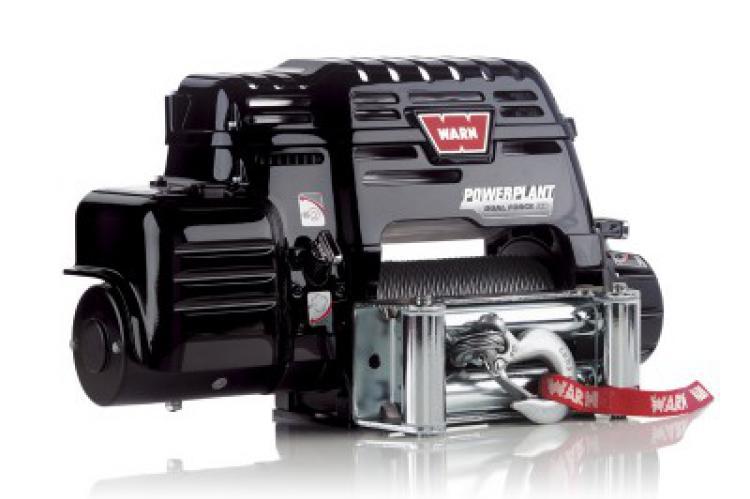 WARN Dual Force 9000HP 12 V