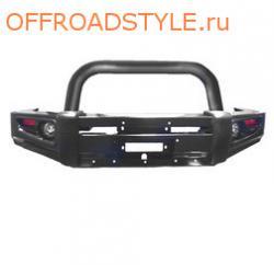 Бампер силовой с центральной дугой Nissan Patrol Y61 белгород москва сургут сочи