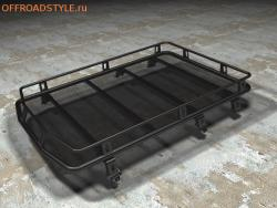 Экспедиционный багажник с сеткой ВАЗ 2123 белгород москва сочи краснодар анапа
