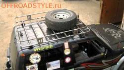 Багажник экспедиционный на УАЗ Пикап белгород курск пенза омск киев россошь тува