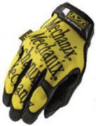 перчатки Mechanix Original Glove Yellow купить с доставкой в России ростов омск