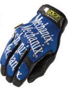 Перчатки Mechanix Original, цвет: голубые купить Mechanix белгород воронеж орел