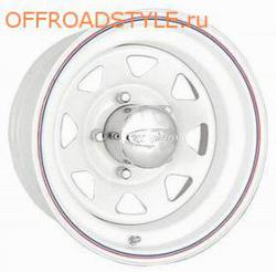 Диск Off Road Wheels 5x139.7 УАЗ 8х16 ET- 19 белый белгород казань армавир киев