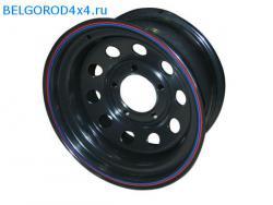 Диск стальной 5x139.7 УАЗ 10х16 ET-50 черный белый черноземье бурятия сибирь уфа