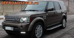 лект порогов Land Rover Discovery купить доставка россия курск воронеж орел тула