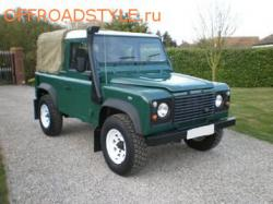 Шноркель Land Rover Defender доставка по россии мурманск ростов краснодар сочи