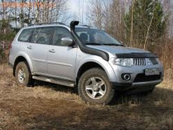 Шноркель Mitsubishi Pajero Sport new новгород Санкт петербург владикавказ брянск