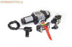 Лебедка для ATV СТОКРАТ QX 4.0 кисловодск ижевск пятигорск ростов кострома орск