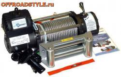 Лебедка электрическая автомобильная Стократ 12 на уаз ниссан грейтвол тойоту уфа