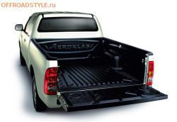 пластиковая защита кузова в Toyota Hilux белгород псков москва ростов казань уфа