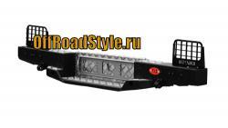 Задний стальной бампер Land Rover Defender белгород москва пенза самара кемерово